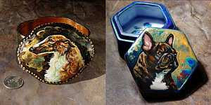 Porcelain Box Examples