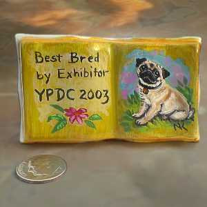 Best Bred by Exhibitor Trophy